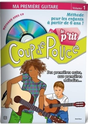 Le P'tit Coup de Pouce Guitare COUP DE POUCE Partition laflutedepan