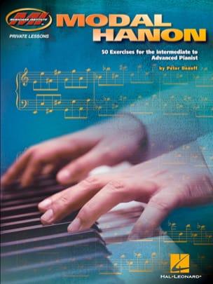 Modal Hanon Peter Deneff Partition Piano - laflutedepan