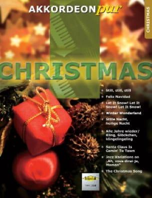 Akkordeon Pur - Christmas - Noël - Partition - laflutedepan.com