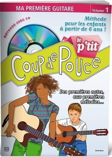 Le P'tit Coup de Pouce Guitare - COUP DE POUCE - laflutedepan.com