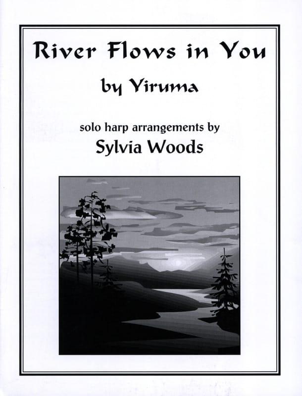 River Flows in You - Yiruma - Partition - Harpe - laflutedepan.com