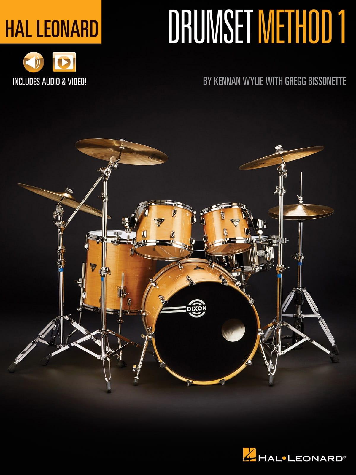 Hal Leonard Drumset Method – Book 1 - laflutedepan.com