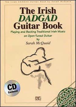 The Irish Dadgad Guitar Book Quaid Sarah Mc Partition laflutedepan