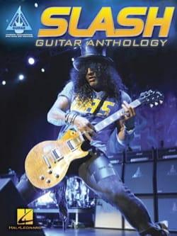 Guitar Anthology Slash Partition Pop / Rock - laflutedepan