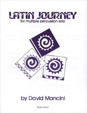 Latin Journey - David Mancini - Partition - laflutedepan.com
