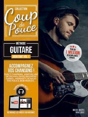Méthode Guitare Débutant Volume 1 - COUP DE POUCE - laflutedepan.com