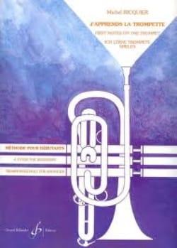 J'apprends La Trompette Michel Ricquier Partition laflutedepan