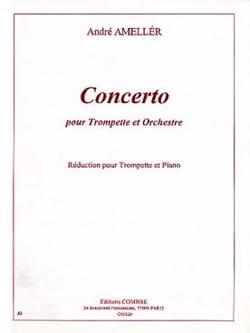 Concerto André Amellér Partition Trompette - laflutedepan