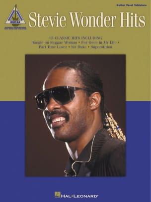 Stevie Wonder Hits Stevie Wonder Partition Pop / Rock - laflutedepan