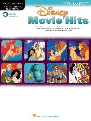 Disney Movie Hits DISNEY Partition Trompette - laflutedepan