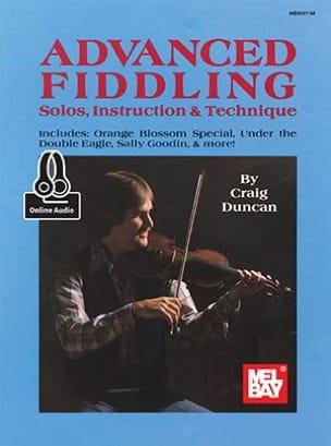 Advanced Fiddling Craig Duncan Partition Violon - laflutedepan