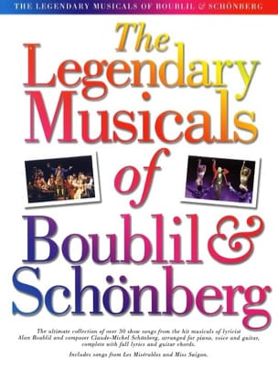The Legendary Musicals of Boublil & Schönberg laflutedepan