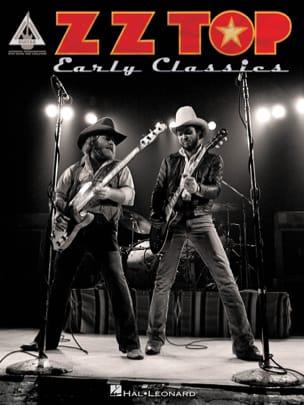 Early Classics ZZ Top Partition Pop / Rock - laflutedepan