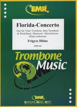 Florida-Concerto Frigyes Hidas Partition Trombone - laflutedepan
