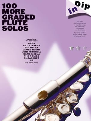100 More Graded Flute Solos - Dip In Partition laflutedepan