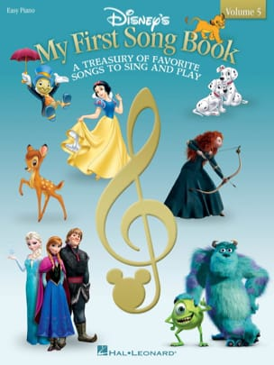 My First Songbook - Piano Facile DISNEY Partition laflutedepan