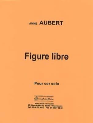 Figure libre - Anne Aubert - Partition - Cor - laflutedepan.com