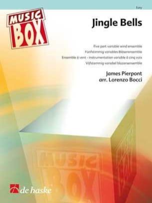 Jingle bells - music box James Pierpont Partition laflutedepan