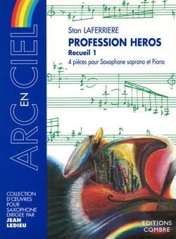 Profession Héros Volume 1 Stan Laferrière Partition laflutedepan