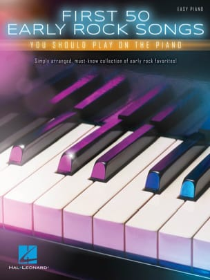 First 50 Early Rock Songs You Should Play on the Piano laflutedepan