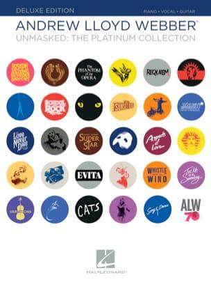 Andrew Lloyd Webber - Unmasked - Deluxe Edition laflutedepan