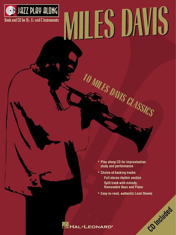 Jazz play-along volume 2 - Miles Davis - laflutedepan.com