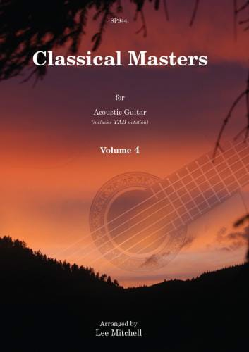 Classical Masters - Volume 4 - Partition - laflutedepan.com