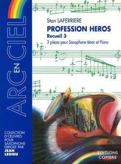 Profession Héros Volume 3 Stan Laferrière Partition laflutedepan