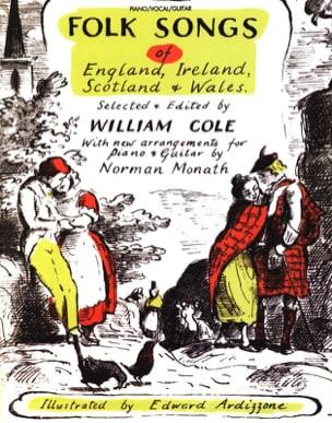 Folk Songs Of England, Ireland, Scotland & Wales laflutedepan