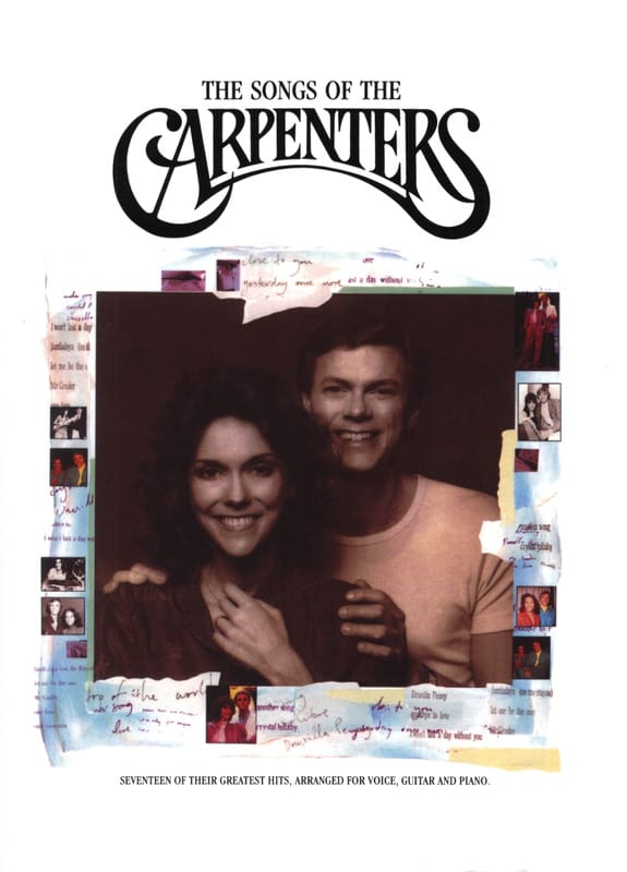 The Songs Of - The Carpenters - Partition - laflutedepan.com