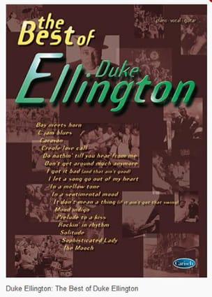 The best of Duke Ellington Duke Ellington Partition laflutedepan