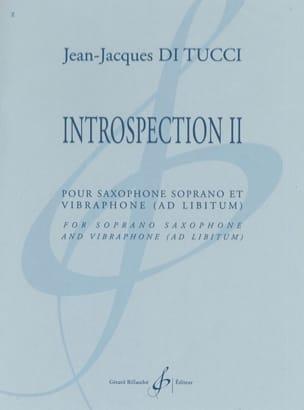 Introspection II - Di Tucci Jean-Jacques - laflutedepan.com