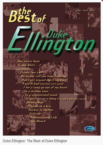 The best of Duke Ellington - Duke Ellington - laflutedepan.com