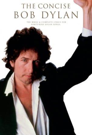The concise Bob Dylan Partition Pop / Rock - laflutedepan