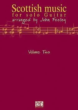 Scottish Music For Solo Guitar Volume 2 John Feeley laflutedepan