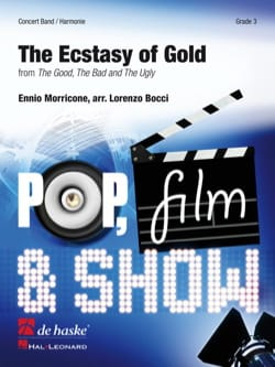 The Ecstasy of Gold Ennio Morricone Partition laflutedepan