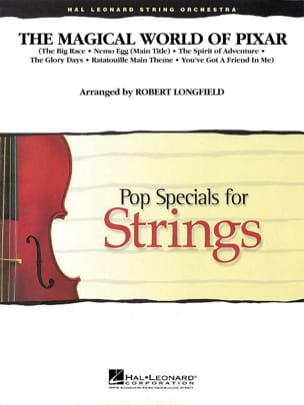 The Magical World of Pixar - Pop Specials for Strings - laflutedepan.com