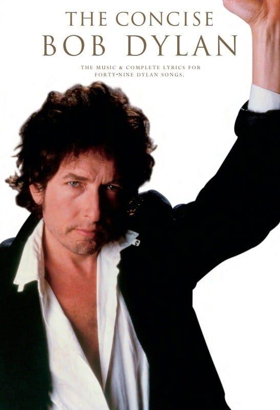 The concise - Bob Dylan - Partition - Pop / Rock - laflutedepan.com