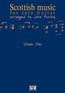 Scottish Music For Solo Guitar Volume 1 - laflutedepan.com