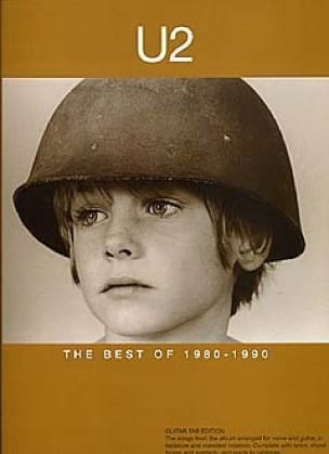 Best Of 1980-1990 - U2 - Partition - Pop / Rock - laflutedepan.com