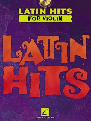 Latin Hits Partition Violon - laflutedepan
