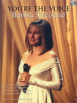 Barbra Streisand - Du bist die Stimme - Partition - di-arezzo.de