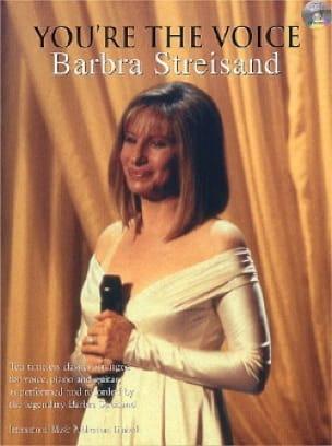 You're The Voice - Barbra Streisand - Partition - laflutedepan.com
