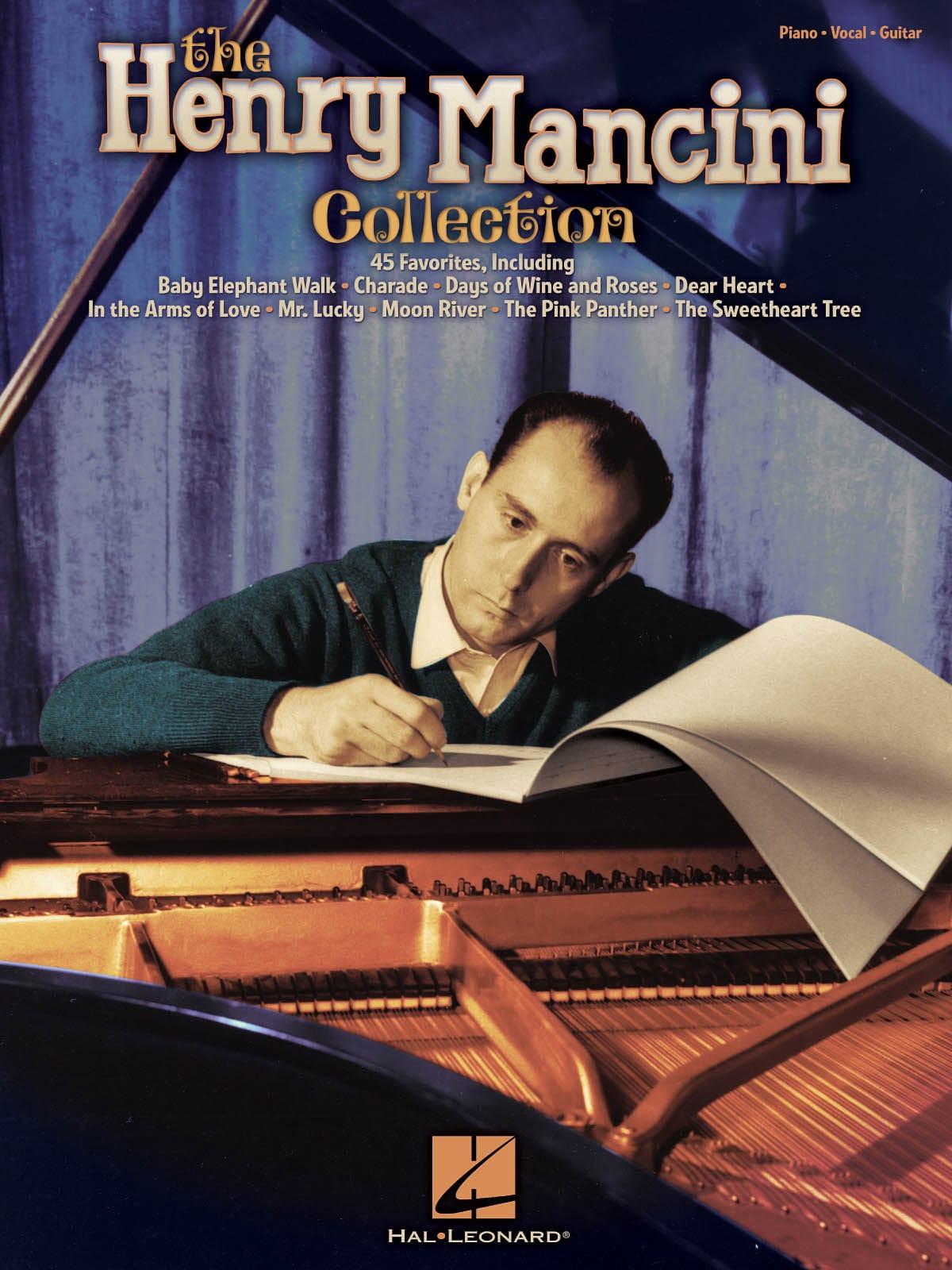 The Henry Mancini collection - MANCINI - Partition - laflutedepan.com