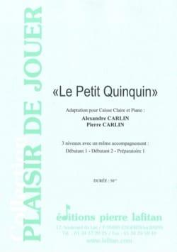 Le petit quinquin Carlin Alexandre / Carlin Pierre laflutedepan