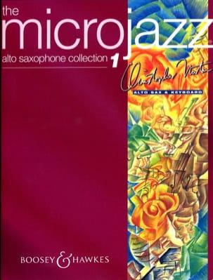 Microjazz For Alto Saxophone Collection 1 laflutedepan