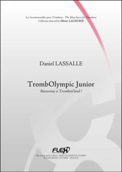TrombOlympic Junior Daniel Lassalle Partition Trombone - laflutedepan