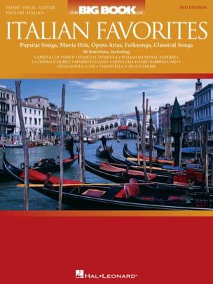 The Big Book of Italian Favorites Partition laflutedepan