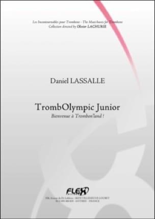 TrombOlympic Junior - Daniel Lassalle - Partition - laflutedepan.com
