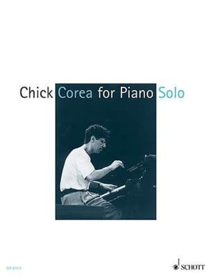 Chick Corea For Piano Solo Volume 1 Chick Corea Partition laflutedepan
